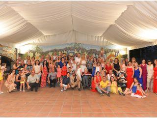 La boda de Sara y Carlos 2