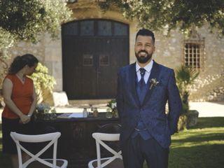 La boda de Laura y Robert 1