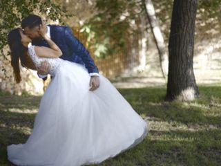 La boda de Laura y Robert