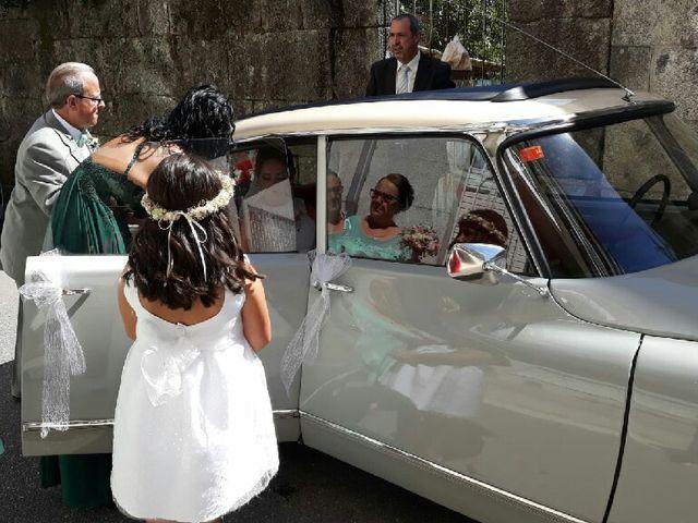 La boda de Ivan y Cris en Tebra (Santa Maria), Pontevedra 2