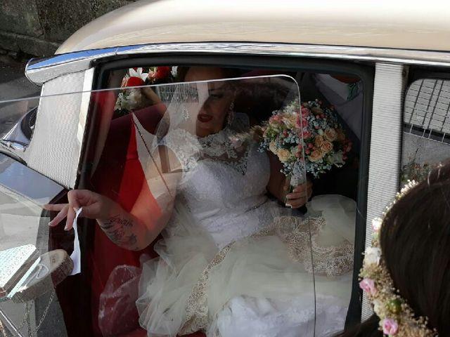 La boda de Ivan y Cris en Tebra (Santa Maria), Pontevedra 3