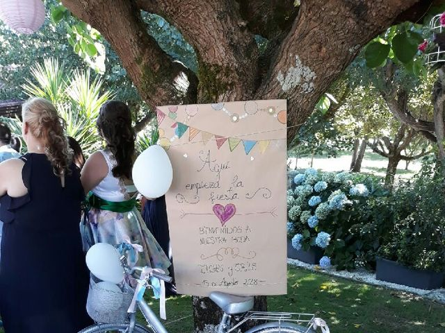 La boda de Ivan y Cris en Tebra (Santa Maria), Pontevedra 5