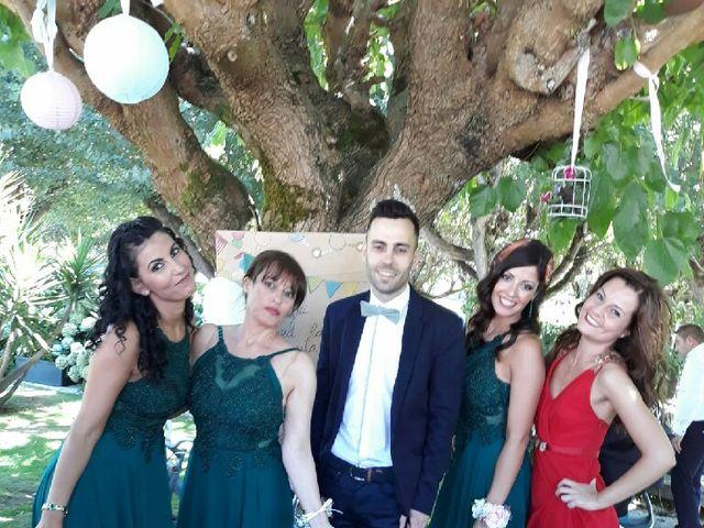 La boda de Ivan y Cris en Tebra (Santa Maria), Pontevedra 9