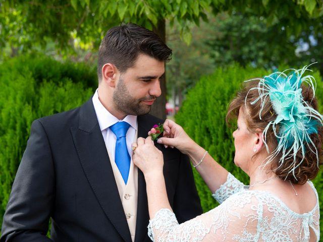 La boda de Elena y Diego en Miraflores De La Sierra, Madrid 12