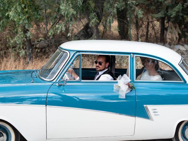 La boda de Elena y Diego en Miraflores De La Sierra, Madrid 17