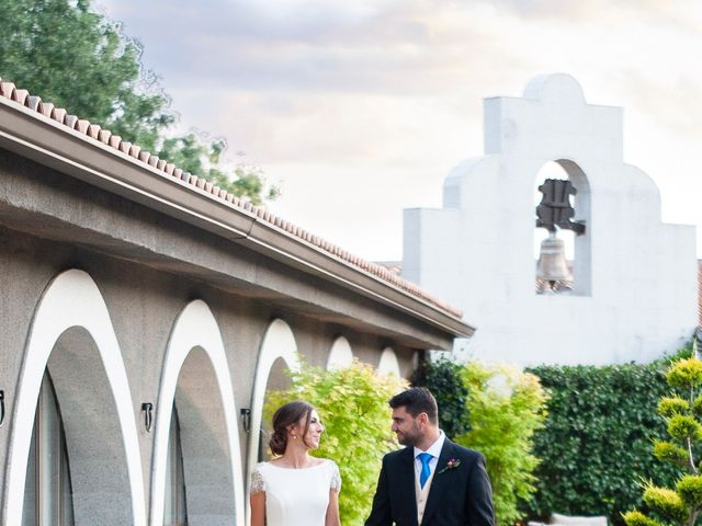 La boda de Elena y Diego en Miraflores De La Sierra, Madrid 20