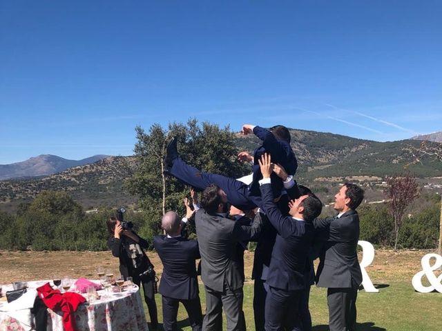 La boda de Fernando y Ruth en Collado Villalba, Madrid 5