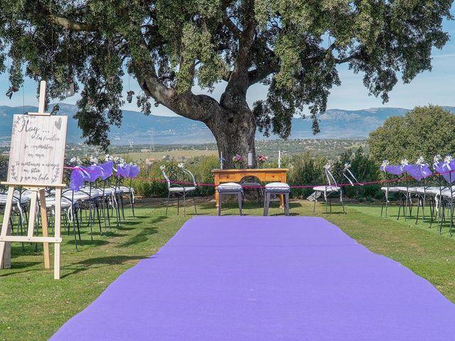 La boda de Fernando y Ruth en Collado Villalba, Madrid 20