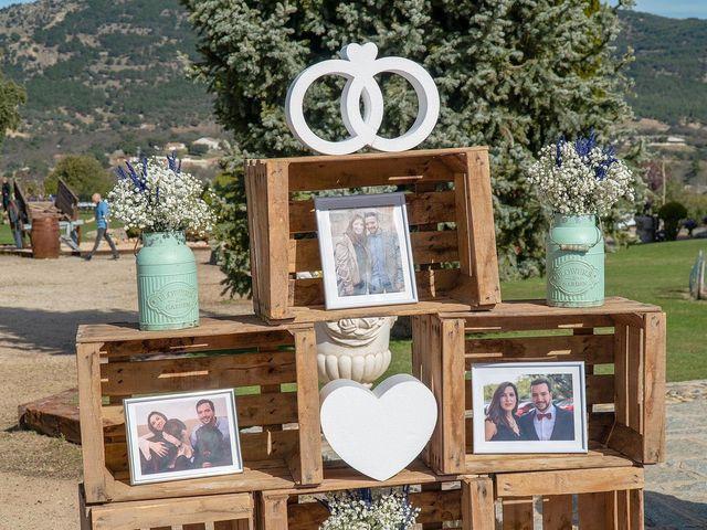 La boda de Fernando y Ruth en Collado Villalba, Madrid 23