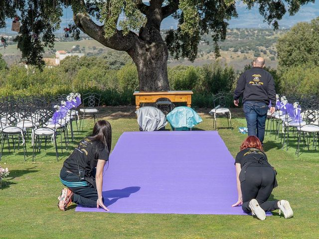 La boda de Fernando y Ruth en Collado Villalba, Madrid 27