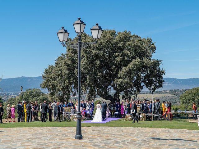 La boda de Fernando y Ruth en Collado Villalba, Madrid 29