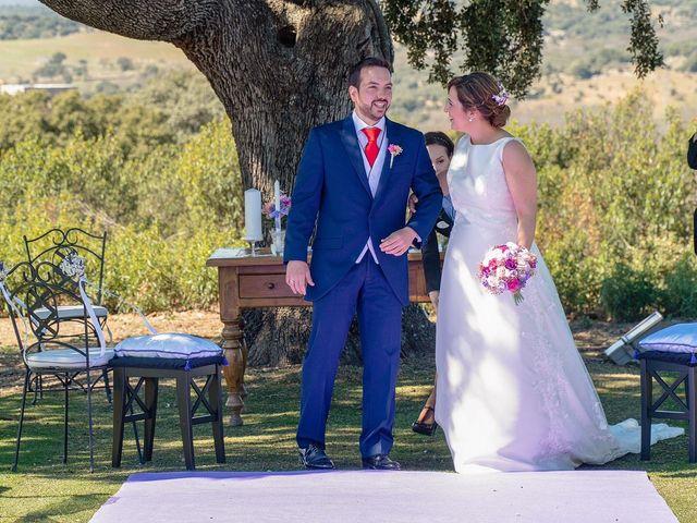 La boda de Fernando y Ruth en Collado Villalba, Madrid 30