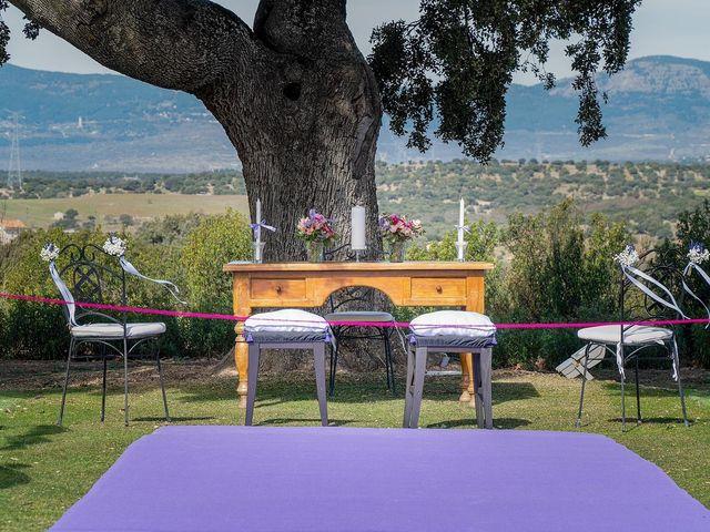 La boda de Fernando y Ruth en Collado Villalba, Madrid 31