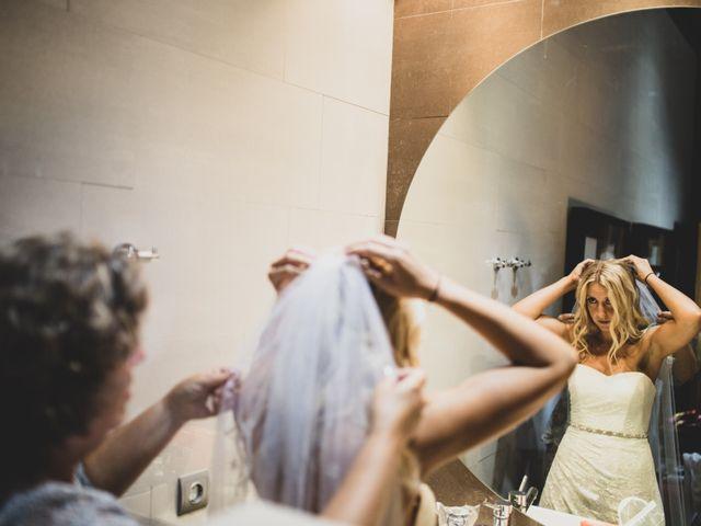 La boda de Antonio y Laura en Ballesteros De Calatrava, Ciudad Real 13
