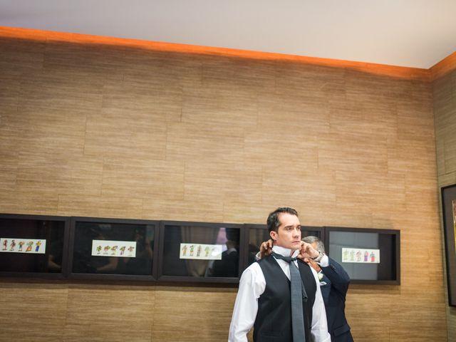 La boda de Antonio y Laura en Ballesteros De Calatrava, Ciudad Real 21