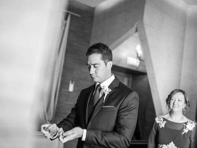 La boda de Antonio y Laura en Ballesteros De Calatrava, Ciudad Real 26
