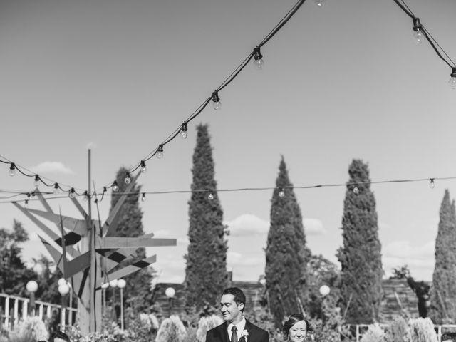 La boda de Antonio y Laura en Ballesteros De Calatrava, Ciudad Real 29