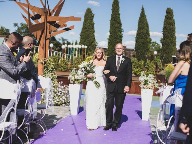 La boda de Antonio y Laura en Ballesteros De Calatrava, Ciudad Real 32