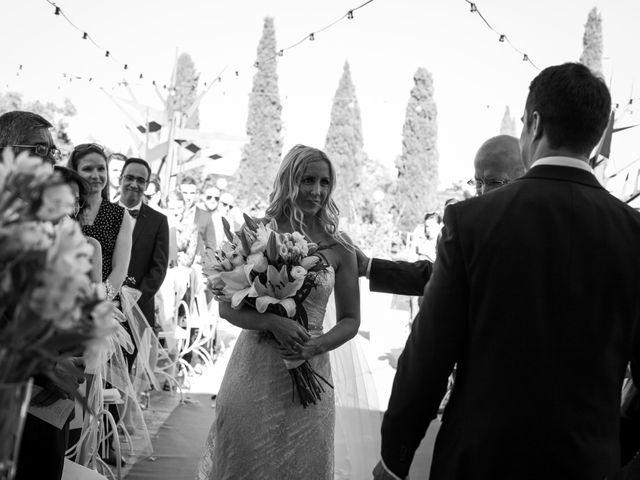 La boda de Antonio y Laura en Ballesteros De Calatrava, Ciudad Real 33