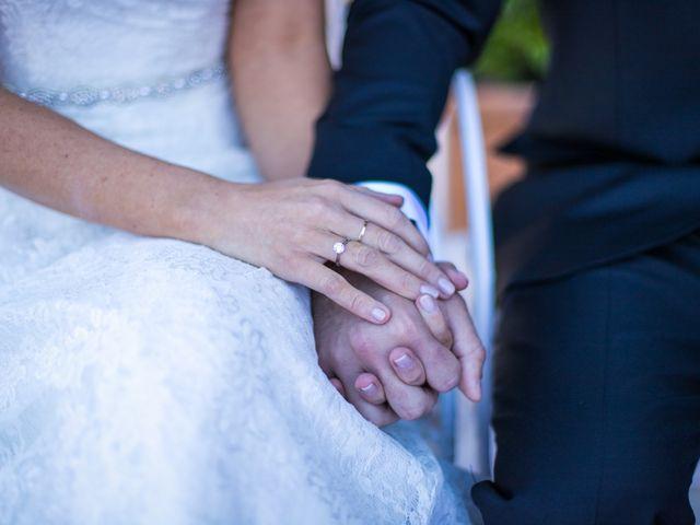 La boda de Antonio y Laura en Ballesteros De Calatrava, Ciudad Real 34