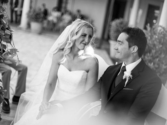 La boda de Antonio y Laura en Ballesteros De Calatrava, Ciudad Real 35