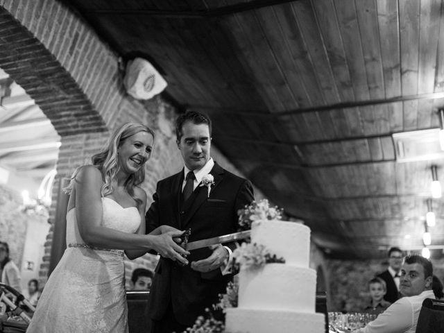 La boda de Antonio y Laura en Ballesteros De Calatrava, Ciudad Real 55