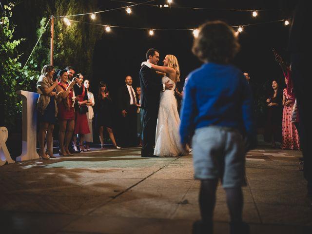 La boda de Antonio y Laura en Ballesteros De Calatrava, Ciudad Real 59