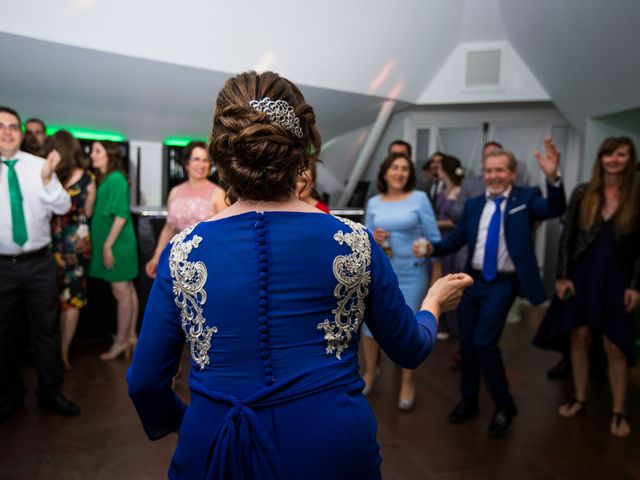 La boda de Antonio y Laura en Ballesteros De Calatrava, Ciudad Real 61