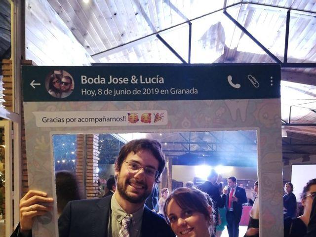 La boda de Jose y Lucía en Granada, Granada 6
