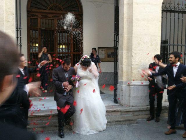 La boda de Jose y Lucía en Granada, Granada 1