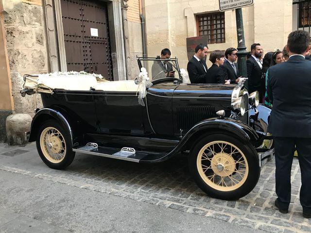 La boda de Jose y Lucía en Granada, Granada 7