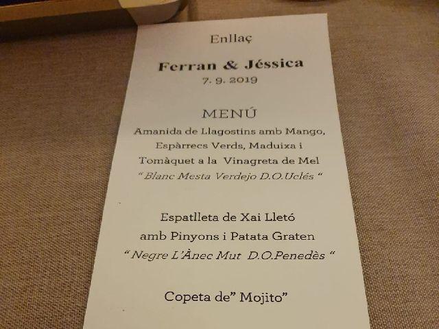 La boda de Ferran y Jessica en Barcelona, Barcelona 9