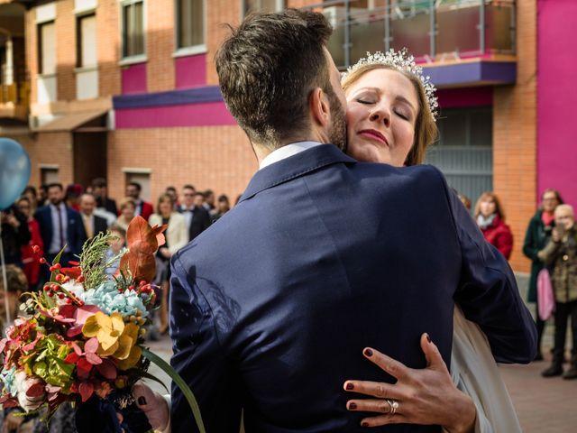 La boda de Ruben y Tania en Alfajarin, Zaragoza 10