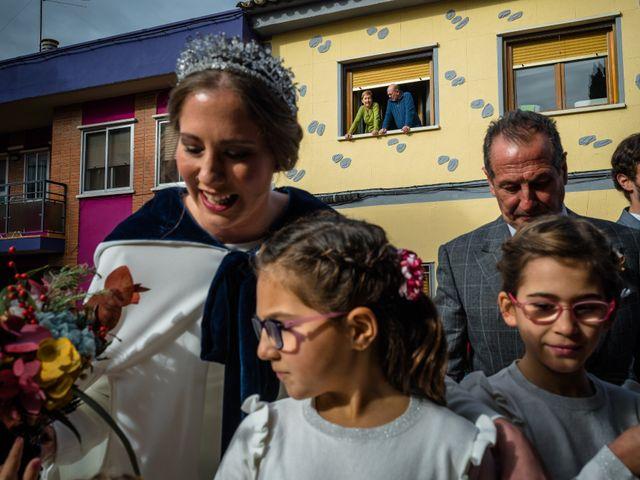 La boda de Ruben y Tania en Alfajarin, Zaragoza 11