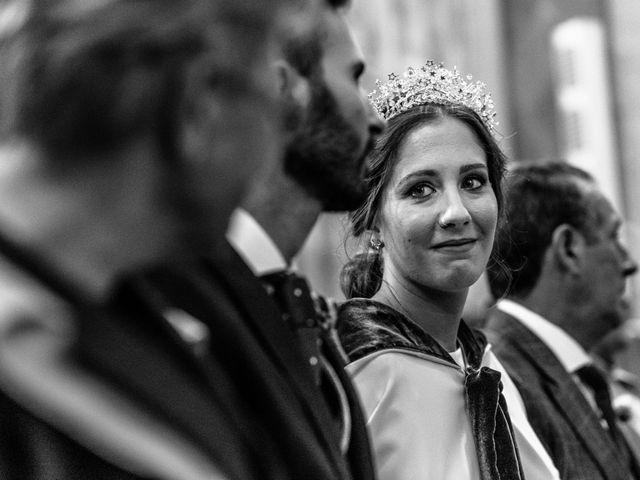 La boda de Ruben y Tania en Alfajarin, Zaragoza 12