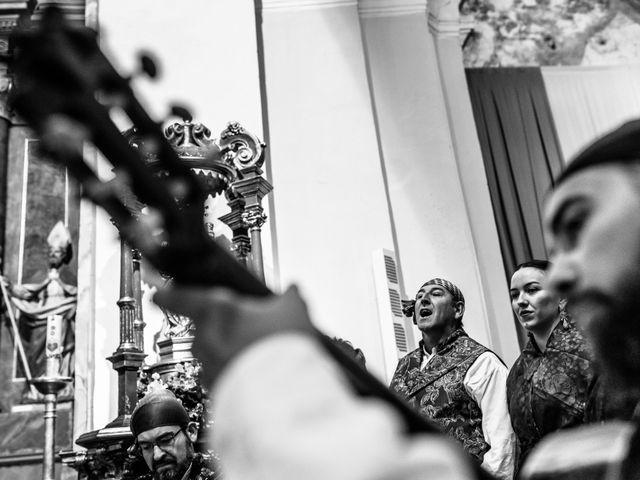 La boda de Ruben y Tania en Alfajarin, Zaragoza 14