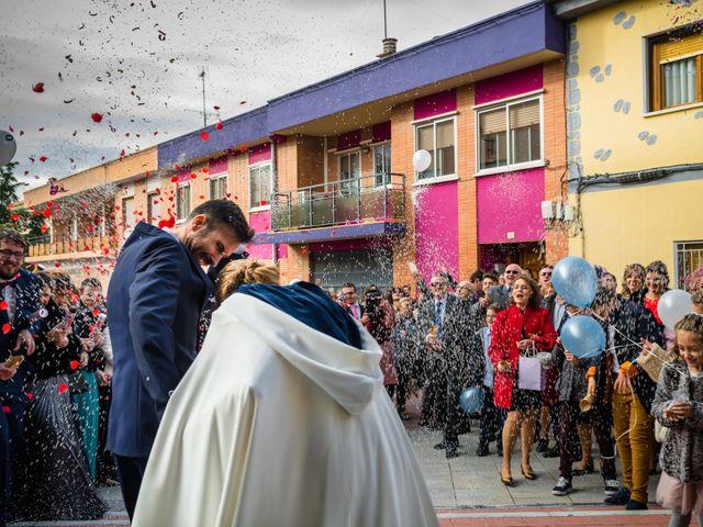 La boda de Ruben y Tania en Alfajarin, Zaragoza 16