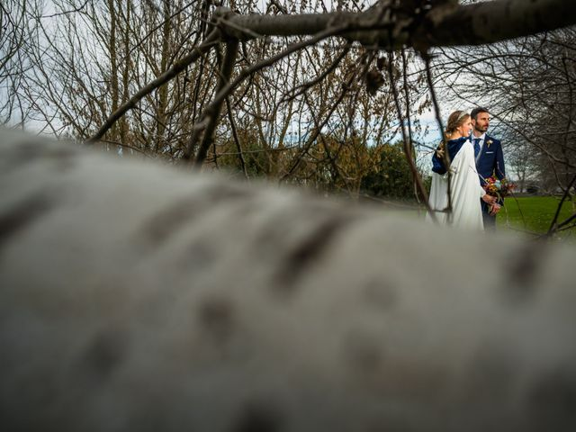 La boda de Ruben y Tania en Alfajarin, Zaragoza 18