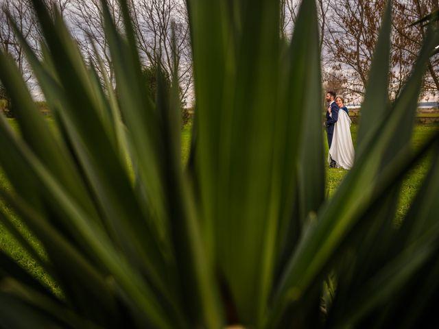 La boda de Ruben y Tania en Alfajarin, Zaragoza 20