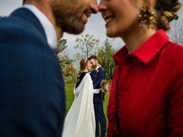 La boda de Ruben y Tania en Alfajarin, Zaragoza 22