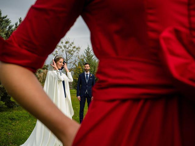 La boda de Ruben y Tania en Alfajarin, Zaragoza 23