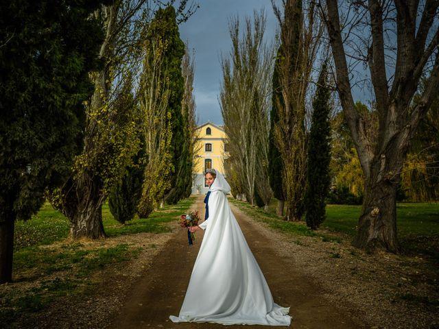 La boda de Ruben y Tania en Alfajarin, Zaragoza 24