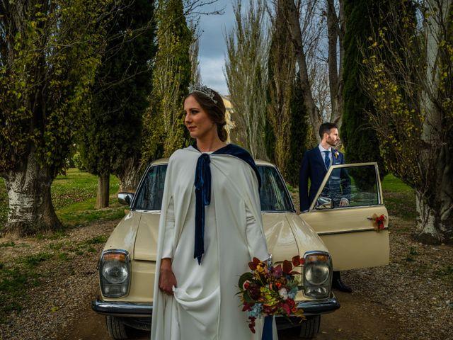 La boda de Ruben y Tania en Alfajarin, Zaragoza 25