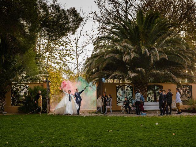 La boda de Ruben y Tania en Alfajarin, Zaragoza 27