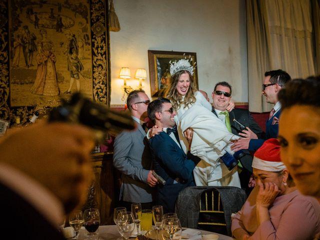 La boda de Ruben y Tania en Alfajarin, Zaragoza 32