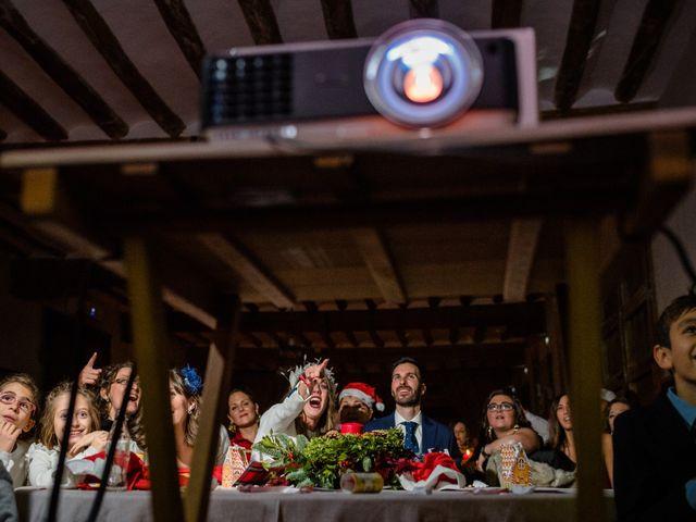 La boda de Ruben y Tania en Alfajarin, Zaragoza 33