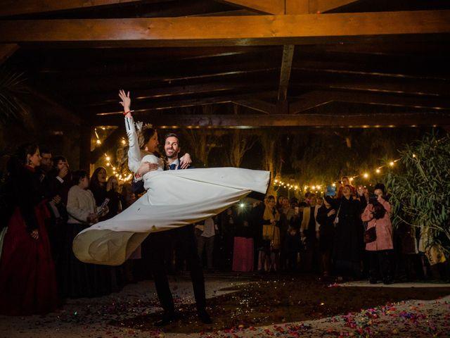La boda de Ruben y Tania en Alfajarin, Zaragoza 35