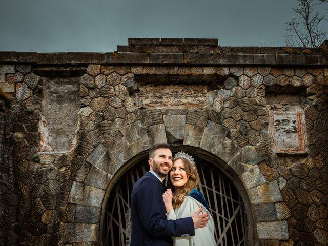 La boda de Ruben y Tania en Alfajarin, Zaragoza 36