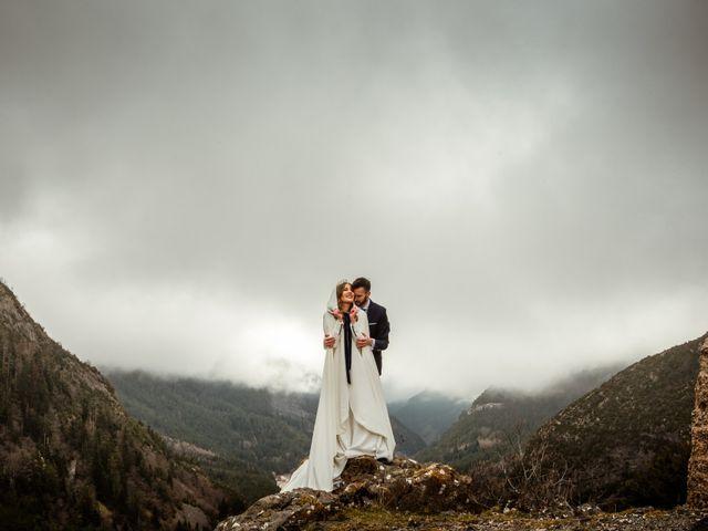 La boda de Ruben y Tania en Alfajarin, Zaragoza 38
