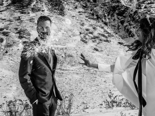La boda de Ruben y Tania en Alfajarin, Zaragoza 43